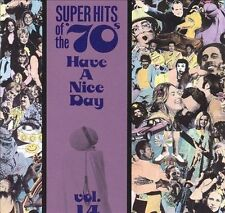 Super Hits of the '70s: Have a Nice Day, Vol. 14 by Various Artists (CD,...
