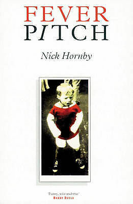 """""""AS NEW"""" Hornby, Nick, Fever Pitch Book"""