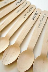 Disposable-and-Compostable-Wooden-Spoons-20-Pieces-Your-Phrase-Choice