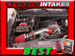 K-amp-N-RED-2007-2008-CHEVY-SILVERADO-TAHOE-GMC-SIERRA-YUKON-COLD-AIR-INTAKE-KIT