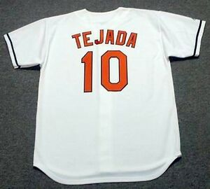 Image is loading  MIGUEL-TEJADA-Baltimore-Orioles-2004-Majestic-Throwback-Home- 05007202e3f2c