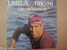 I MIEI AMERICANI Adriano Celentano LP vinile Il contadino Michelle Susanna etc