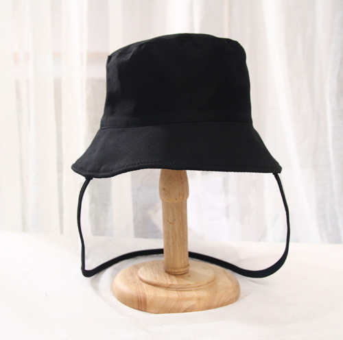Hat-Mounted Transparent Hat Anti-fog Saliva Face Shield Eye Protective UK