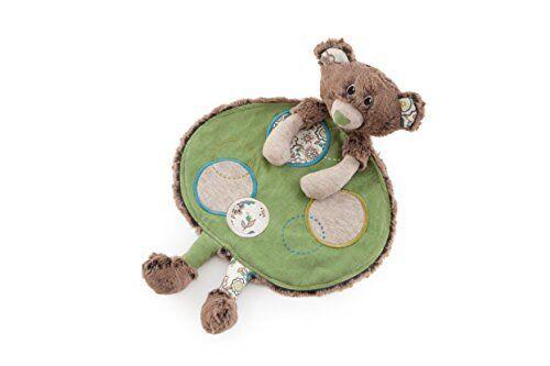 Trudi - 19436 - soft toy - forest angels - Basil bear comforter - 21 X 25 cm
