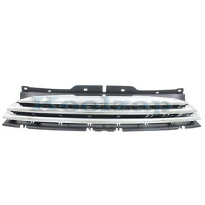 For 2011-2015 Mini Cooper Grille Assembly 37565FZ 2012 2013 2014