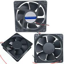 Dc 12v24v220v48v Cooling Fan Axial Flow Cooler Fan Replacement For Mq12038hbl