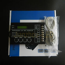 Programmable By PC TC420 LED Strip Time Dimmer RGB Controller 5Channel 20A DC12V