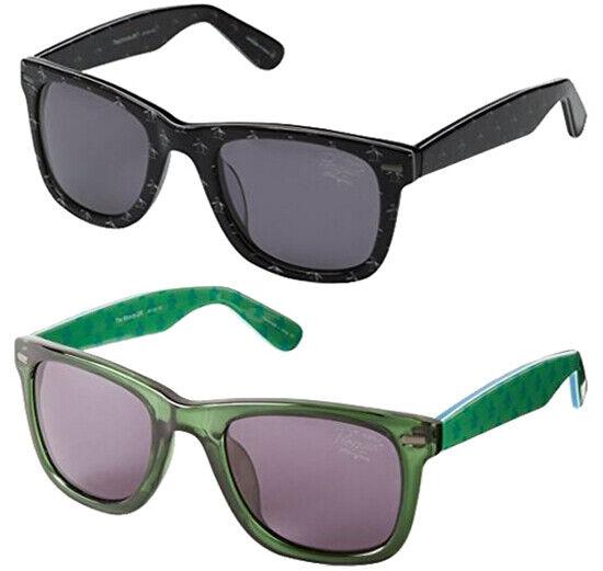 New Original Penguin The Woods Sunglasses Green 49-22-145 w//case