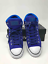 Sneakers-Men-039-s-Converse-Chuck-Taylor-All-Star-High-Top-Street-Canvas-Indigo-Blue thumbnail 6