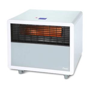 Crane- Infrared smartHEATER, Space Heater, WIFI, Quartz Heating Element, White