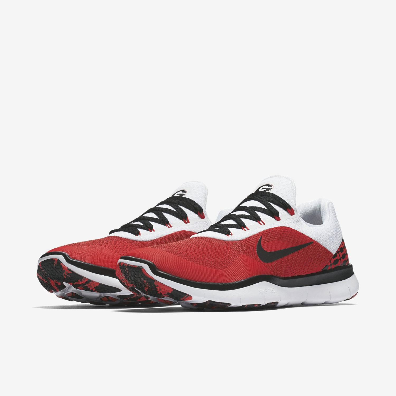 Nike Free Trainer V7 Week Zero Georgia Bulldogs Sizes 9.5 13 14 Shoes AA0881-602