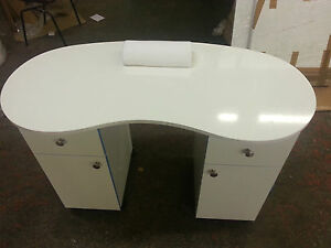 Manicure Technicians Table Station Nail Bar Working Station Manicure Table New 3555802060013 Ebay