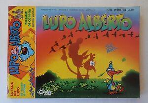 Lupo-Alberto-100-Silver-Ottobre-1993-La-tana-del-lupo-Dilemmi-di-coppia