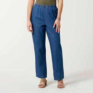 Ladies Denim Jeans Size XL Laura Scott