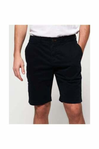 Superdry International Slim Chino Lite Shorts Midnight Sky