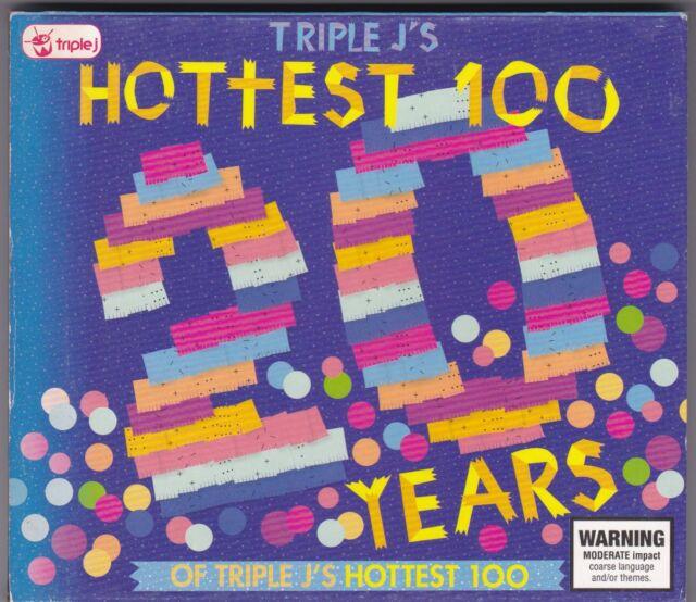 Triple J - 20 Years Of Triple J's Hottest 100 - CD (2xCD)