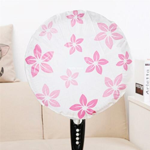 Electric Fan Anti-dust Cover Flower Printed Dust Proof Kids Baby Protector FA