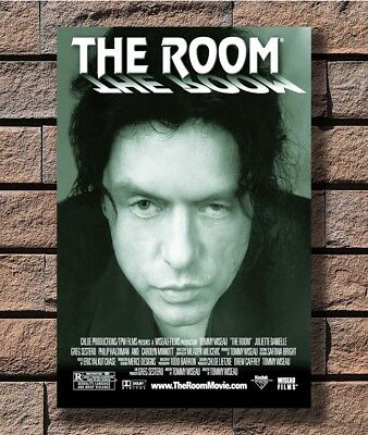 G812 The Room Tommy Wiseau Movie Cool Poster Fabric