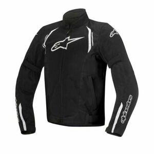 GIUBBOTTO-MOTO-ALPINESTARS-AST-AIR-TEXTILE-JACKET-BLACK-ESTIVO