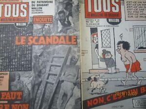 TOUS-Le-Magazine-du-Brabant-n-s-23-et-24-avril-et-mai-1981