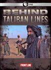 Frontline Behind Taliban Lines 0841887012461 DVD Region 1