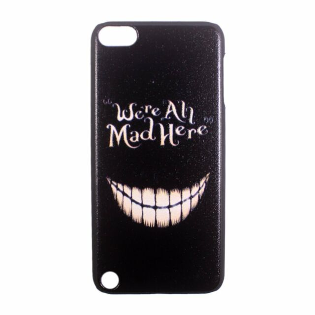 Alice in Wonderland Cheshire Cat Hard Case Cover for Apple iPod Touch 5 5th Gen