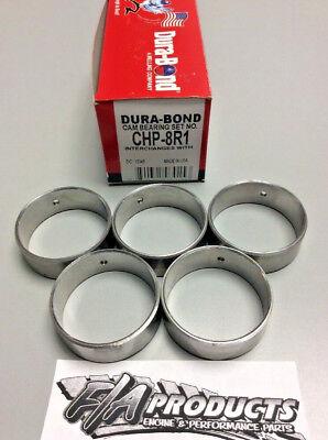 SBC Cam Bearings Durabond CH8 Small Block Chevy Set