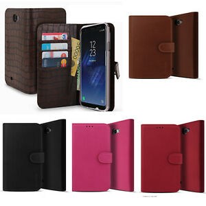 For Galaxy S Note 21 20 Ultra 10 plus Lite 9 8 7 6 5 4 3 Genuine Leather Case