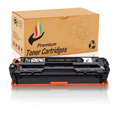 2 High Yield CF210A 131A Black Laser Toner For HP LaserJet M276 M251 n nw Pro200