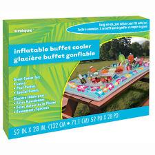 Inflatable Summer Fun Buffet Beer Cooler Tiki Summer BBQ Hawaiian Party Outdoor