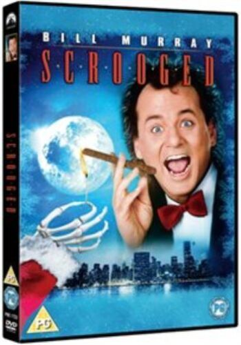 1 of 1 - Scrooged (DVD, 2012)