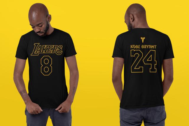 Kobe Bryant Nike Player T Shirt