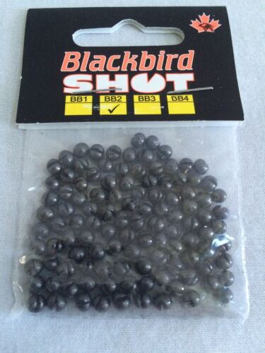 ALL SIZES AVAILABLE **NEW** BLACKBIRD SPLIT SHOT REFILL BAGS by REDWING TACKLE