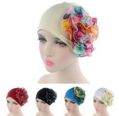Gaga Bright Colours Style Soft Silky Slip On Cancer hat Turban by Chemo Hats
