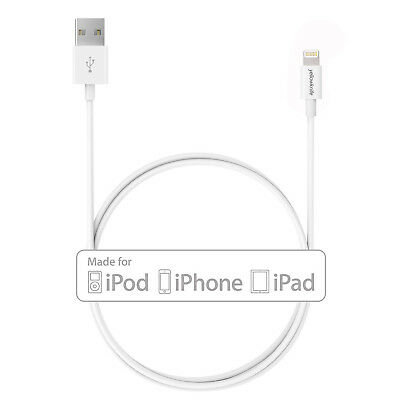 Short & Long 3FT 10FT Apple MFi USB Lightning Charger Cable For iPhoneX 8 7 Plus