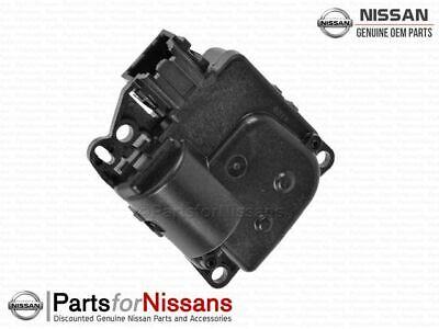 For Nissan Titan Armada Quest A//C Heater Defrost Actuator Motor OEM 27743-ZP00A