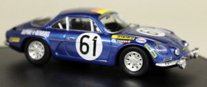 Trofeu-1-43-Scale-806-Alpine-Renault-A110-61-Le-Mans-1988-Diecast-Model-Car
