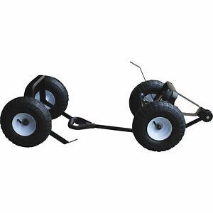 Millside Wagon Kit - 800-Lb. Capacity, Model# 01728