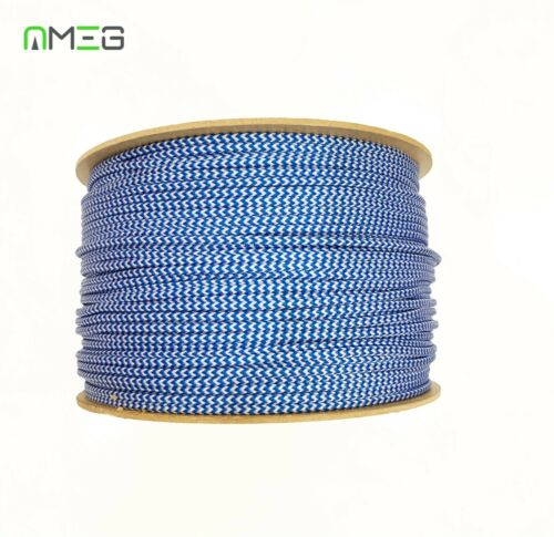 5mm Strong Braided Polypropylene Plaited Poly Rope Cord Yacht Boat Sailing