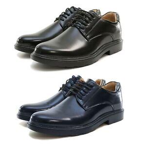 Scarpe-Uomo-Eleganti-Francesine-Nere-Blu-Cerimonia-Lucide-Classiche-Oxford-Ingle