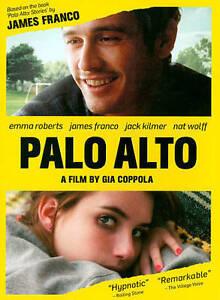 Palo Alto (DVD, 2014)