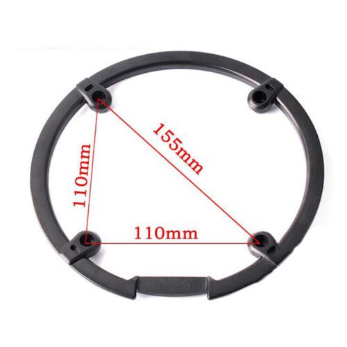 4 Holes MTB Bicycle// Bike Chain Wheel Crankset Cap Protection Cover Guard Parts