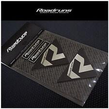 Roadruns Emblem Aluminum Badge SET-3 For All Type Cars