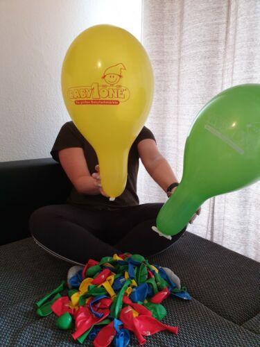 !! 6er Paquet publicitaires Ballons-Miss Snapback-Looner Combi Rein ton Paquet!!