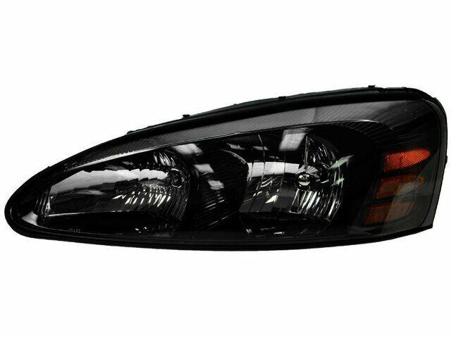 Left Headlight Assembly D243zx For Pontiac Grand Prix 2008 2004 2005 2006 2007