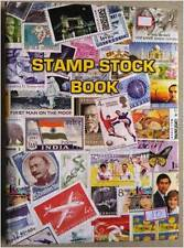 STAMP ALBUM - MEDIUM SIZE - GOOD QUALITY - 20 PAGES