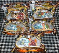 Gormiti - Mini Figures - Set Of 5 Packs - Asst. C