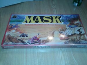 MASK-Raid-and-Rescue-Board-Game-FACTORY-SEALED-NEW-1985-Parker-Brothers-0475