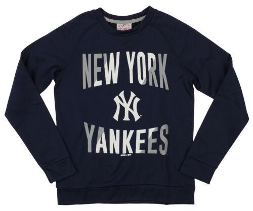 Outerstuff MLB Youth//Kids New York Yankees Performance Fleece Sweatshirt