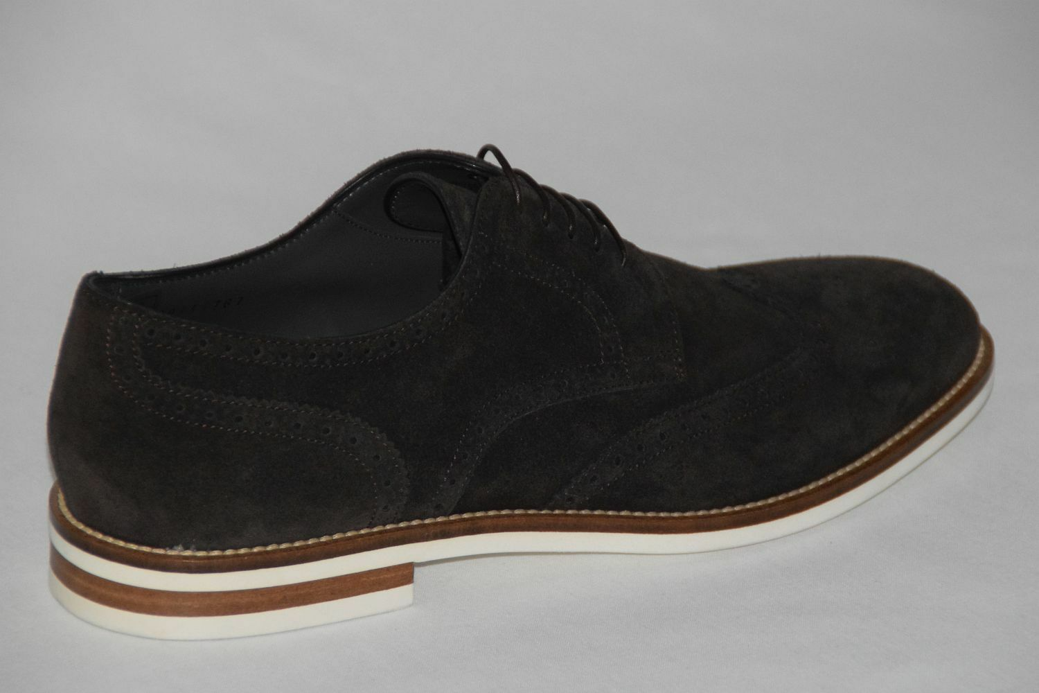 Hugo Boss Scarpe, Tg. 42//US 9, UVP: , MADE IN ITALY, DARK BROWN